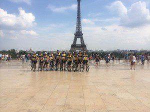 Finish in Paris