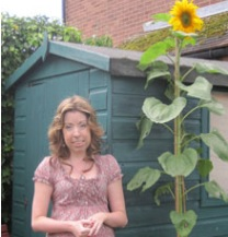 sunflower project toni abram founder