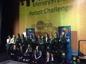 MerseySTEM Girl's Robotic Challenge