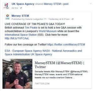 uk space agency tim peake