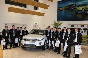 Jaguar Land Rover Apprenticeship Programme: Apply Now