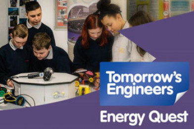 Energy Quest: School Energiser Workshop & Bright Ideas Challenge