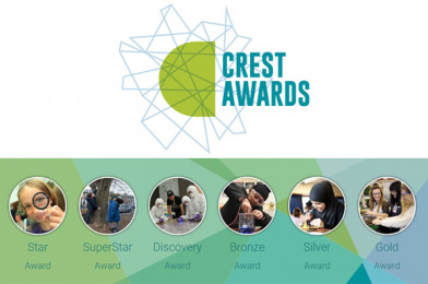 At Home or Summer Clubs: Complete a CREST Award over the Summer!