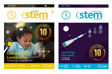 STEM Learning Magazine: Landmark 10th Special Edition