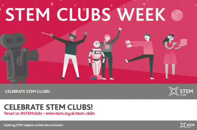 STEM Learning: STEM Clubs Week Revealed!