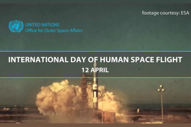 Celebrate The International Day of Human Space Flight with CREST & STEM Learning!