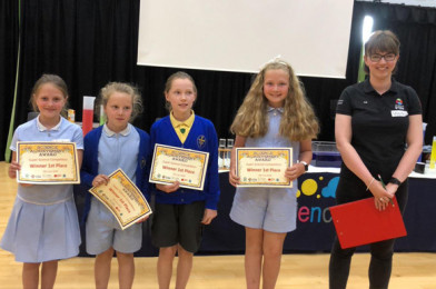 Big Bang North West: Primary Science Competition!