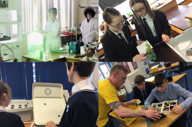 Big Bang @ Priestley College: Inspirational STEM for Cheshire Schools!