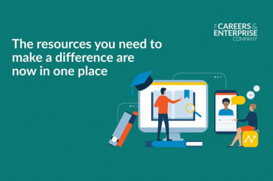Careers & Enterprise Company: NEW Resource Directory!