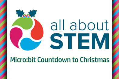 All About STEM: Micro:bit Countdown to Christmas!