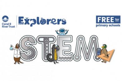 Canal & River Trust Explorers: FREE KS2 STEM Bundles (Online Learning)