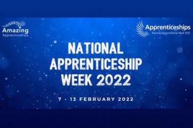 Webinar: National Apprenticeship Week 2022