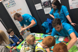 Big Bang North West 2019: Shaping Futures Zone – Inspirational Colleges & Universities!