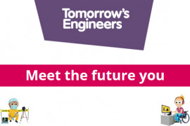 Tomorrow's Engineers: Meet the Future You! Try the new app…
