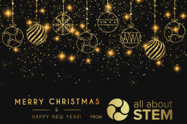 Merry Christmas from All About STEM & The Big Bang North West!