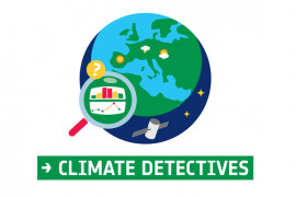 Become a Climate Detective! (Ages 8-15)