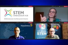 Online Teacher Session: Spotlight on STEM Ambassadors