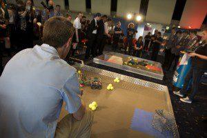MerseySTEM Robotics Challenge Day 2014