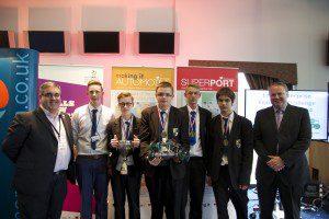 MerseySTEM Robotics Challenge 2014 Winners