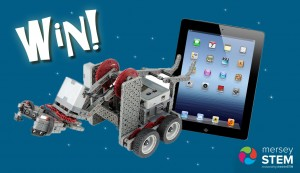 MerseySTEM iPad VEX Competition