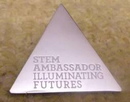 STEM Ambasadors Pin