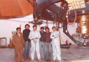 Me & The UKIRT Gang