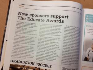 educate awards merseystem magazine