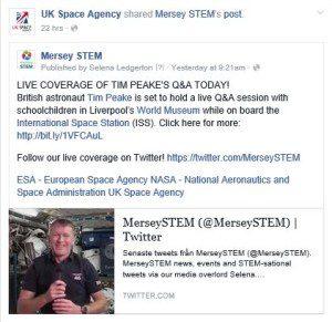 uk space agency tim peake