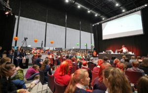 The Big Bang Fair 2016 at Exhibition Centre Liverpool. Brought to you by Mersey Stem. Featuring Gastronaut and Science 2U. Images by Gareth Jones