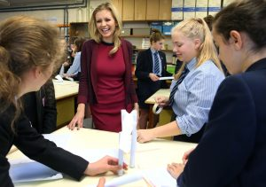 Big Bang Event at Merchant Taylors Girls School Crosby. Images by Gareth Jones
