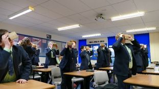 Bishops blue coat chester ofsted report school
