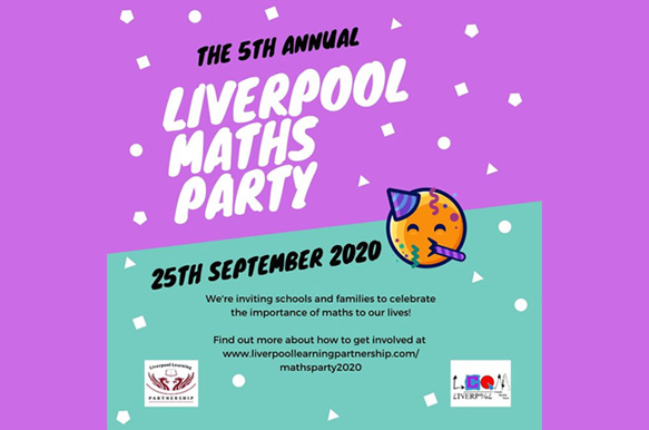 Liverpool Maths Party! | All About STEMAll About STEM